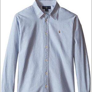 Ralph Lauren Boys Youth Shirt Size 18